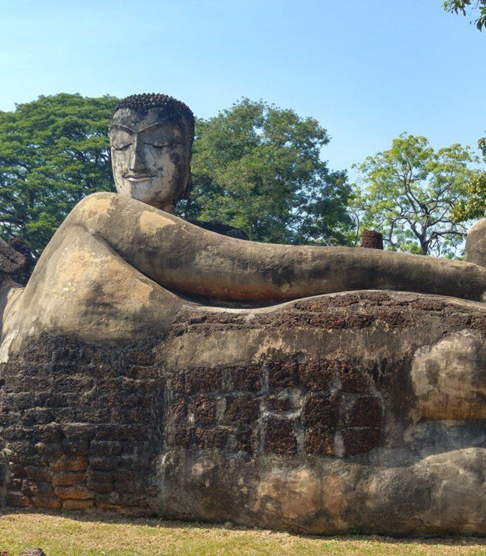 The tour will take you to many historical sites as well as visiting serene Buddha monuments that will enchant and humble you with their grace