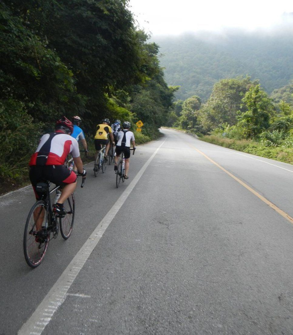The tour offers sublime road biking, fascinating culture, beautiful scenery and ancient sights - a truly great combo