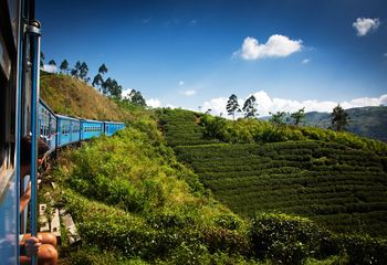 Sri Lanka by Bike & Train