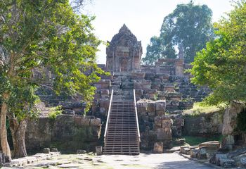 Khmer Empire Explorer by Bike