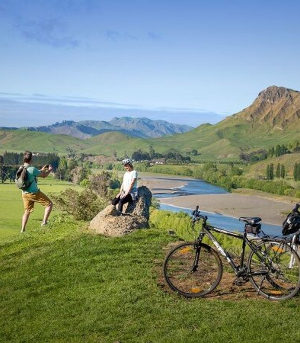 Bike through this stunning area, acclaimed as one of 'New Zealand's Classic Road Rides' by cycling authors the Kennett Brothers