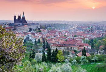 "Prague ""All-in-One"" Big City & Park Bike Tour"