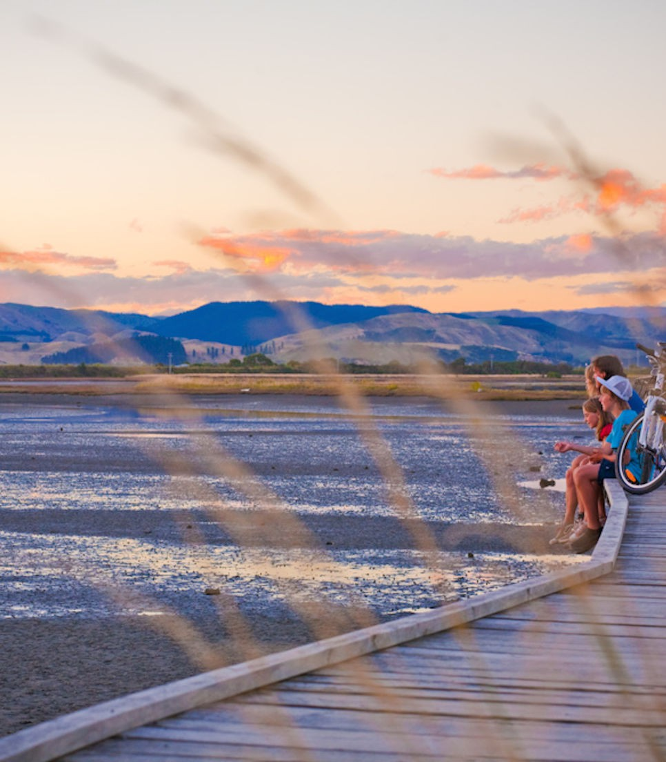 This spectacular region will continually supply breathtaking scenery and you'll have a wonderful experience cycling Hawke's Bay