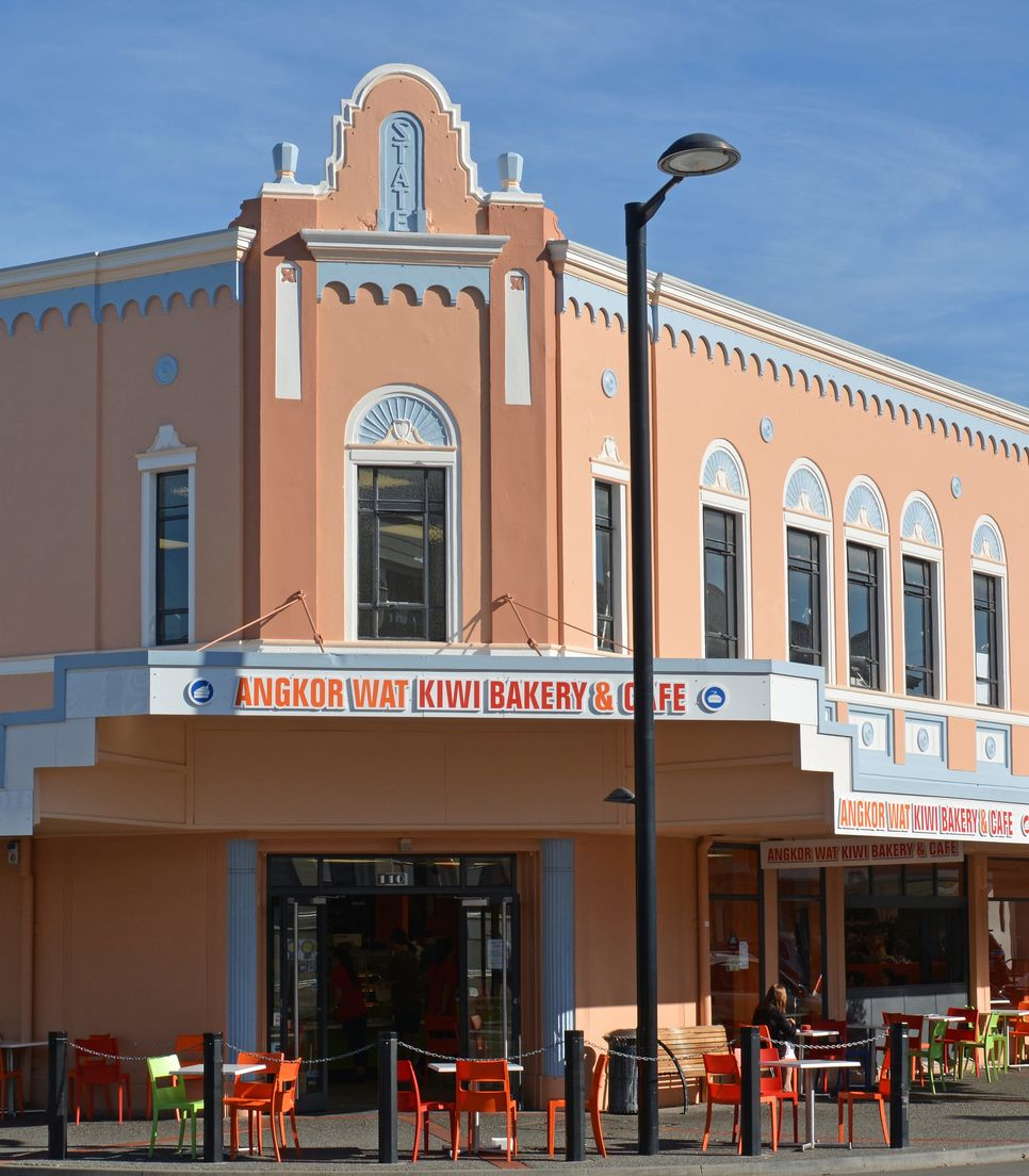 Visit the wonderful city of Napier and its beautiful buildings