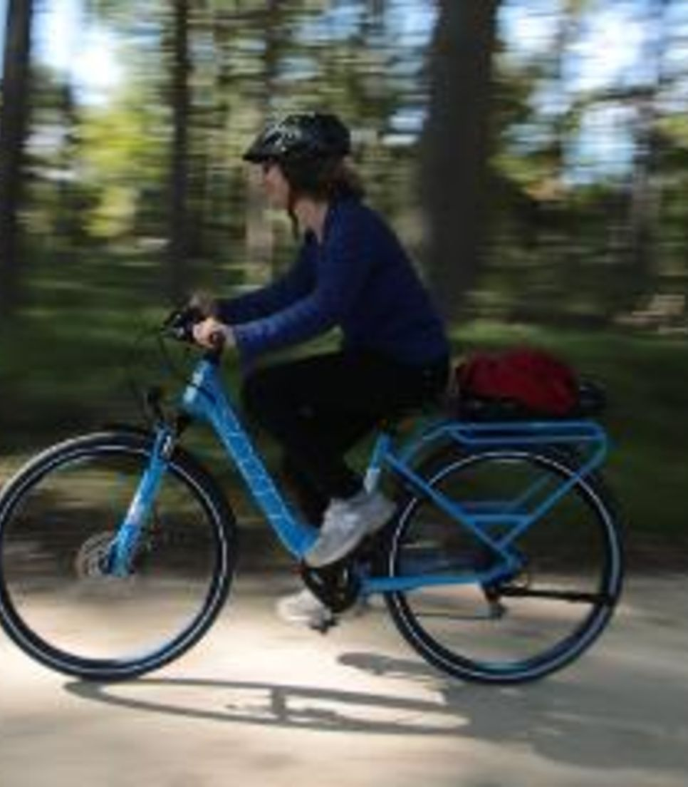 Taking the pressure off, the wonderful E-bikes open up a world of exploration for cyclists of all abilities