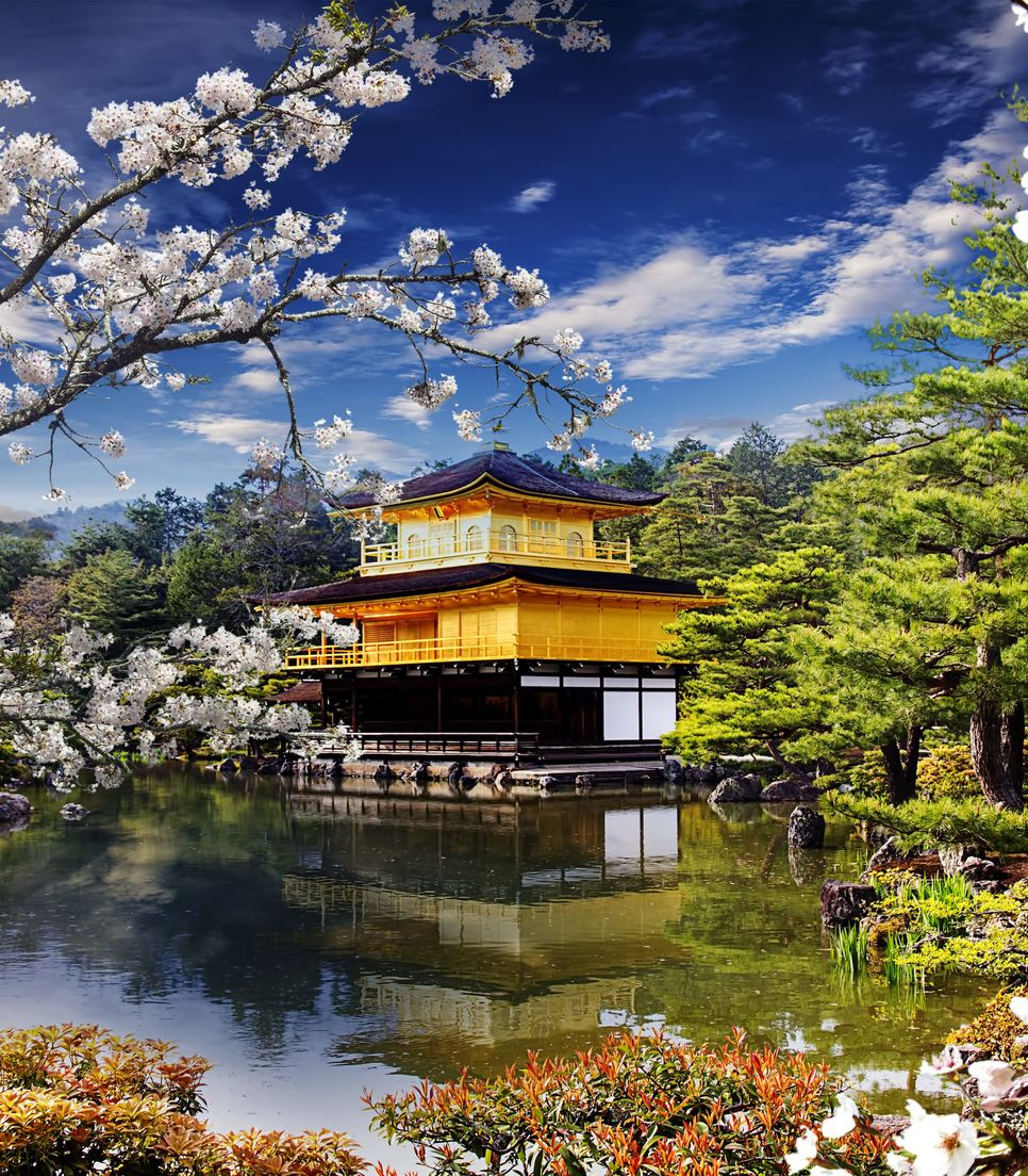 Be sure to visit this blissful sight whilst you are in breathtaking Kyoto