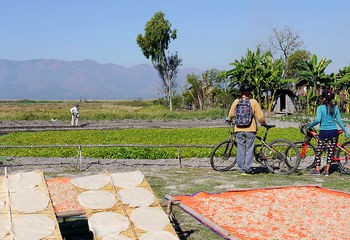Inle Bike and Bites