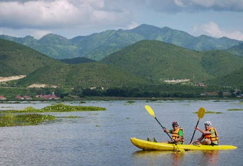 Inle Bike, Boat and Kayak Tour