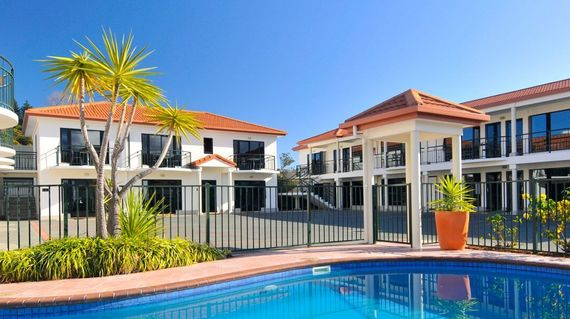 Modern, spacious and in the heart of Nelson, the Palms Motel will be a lovely place to start the tour
