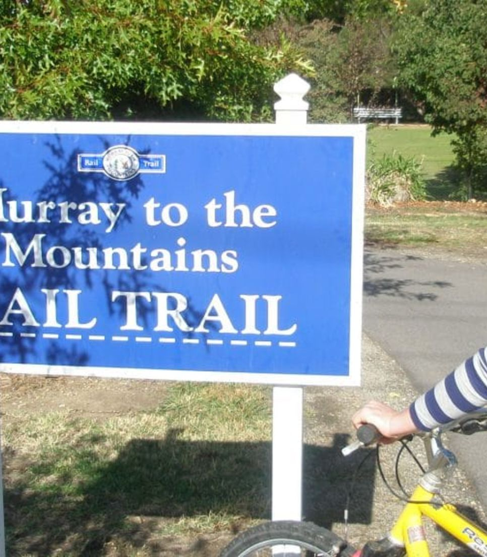 Experience this delightful trail as it weaves around the lovely countryside