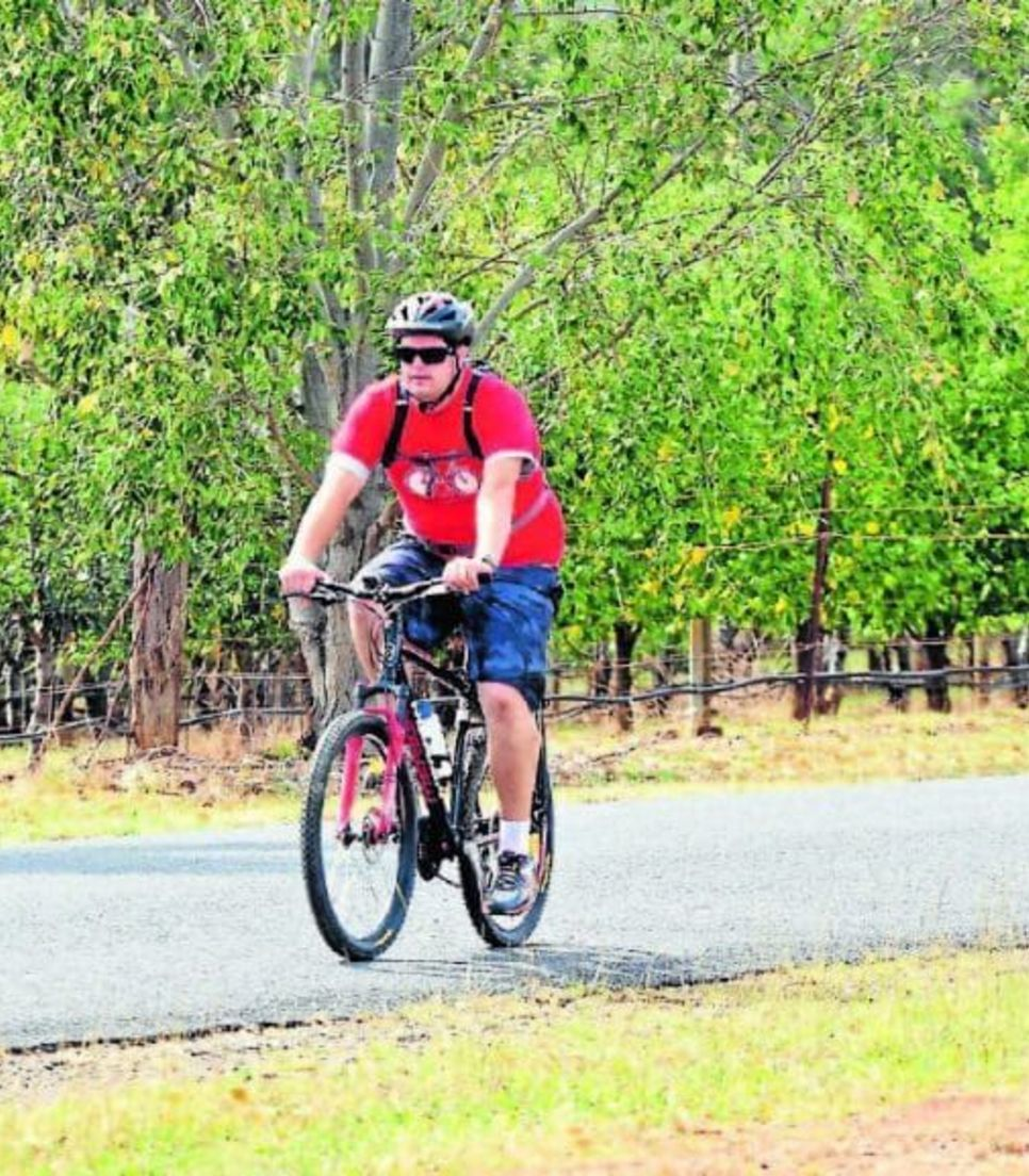 Pedal along the quiet roads, following the route with plenty of diversions along the way