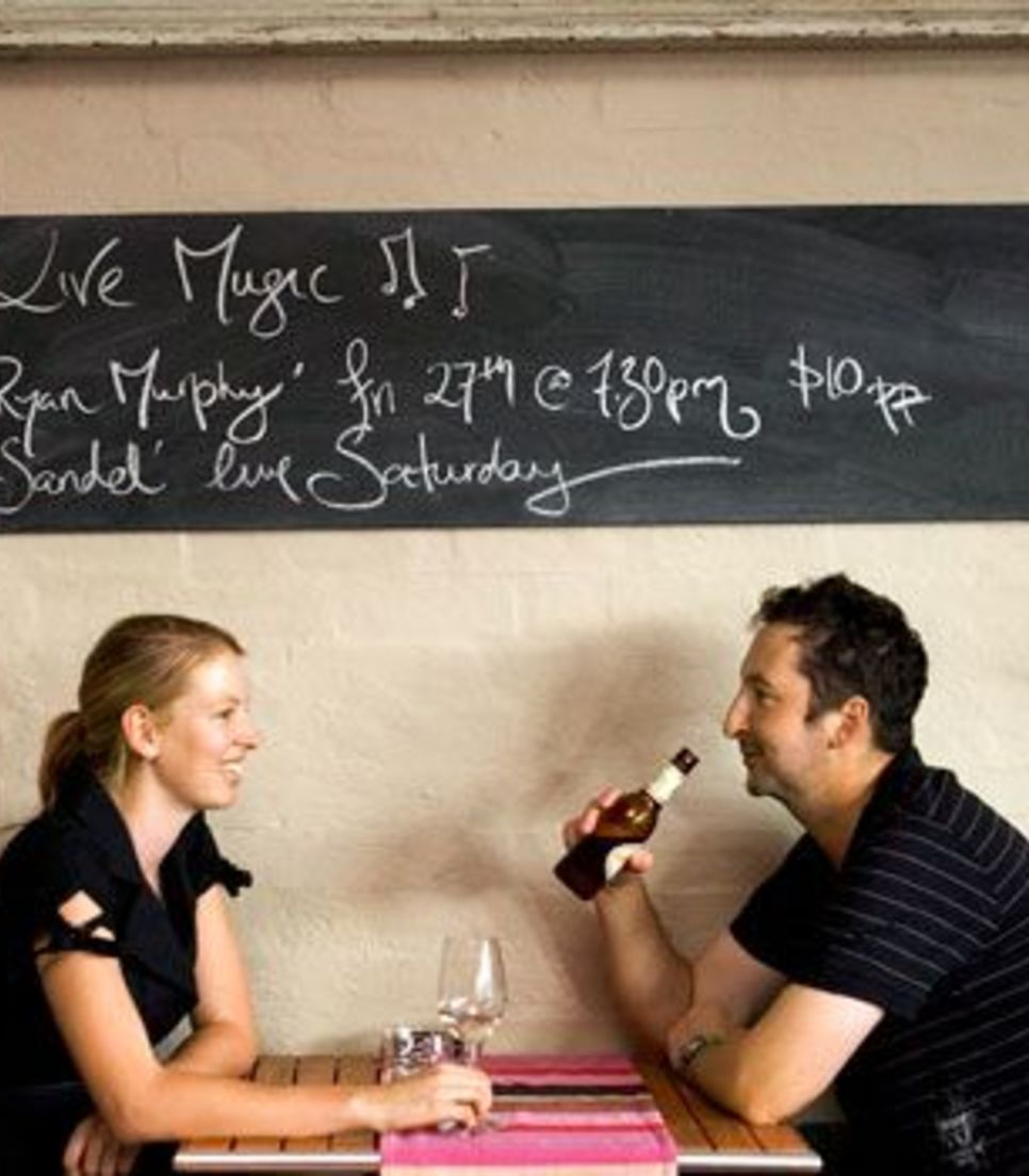 Mudgee is vibrant with eateries and places to relax