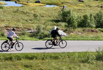 E-bike Tour of New Zealand