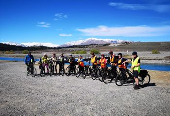 E-bike Tour of New Zealand