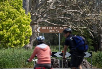 Tour de Gourmet Escape: Cycling in Beechworth