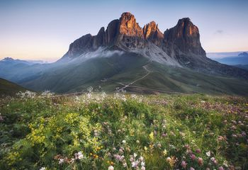 Biking Tours Italy: The Dolomites