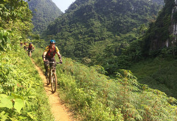 Vietnam Bike Tour: Dirt Trails MTB