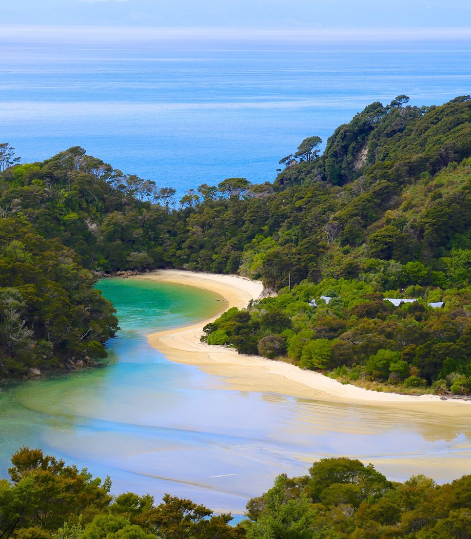 Spend a glorious day exploring the delights of Abel Tasman