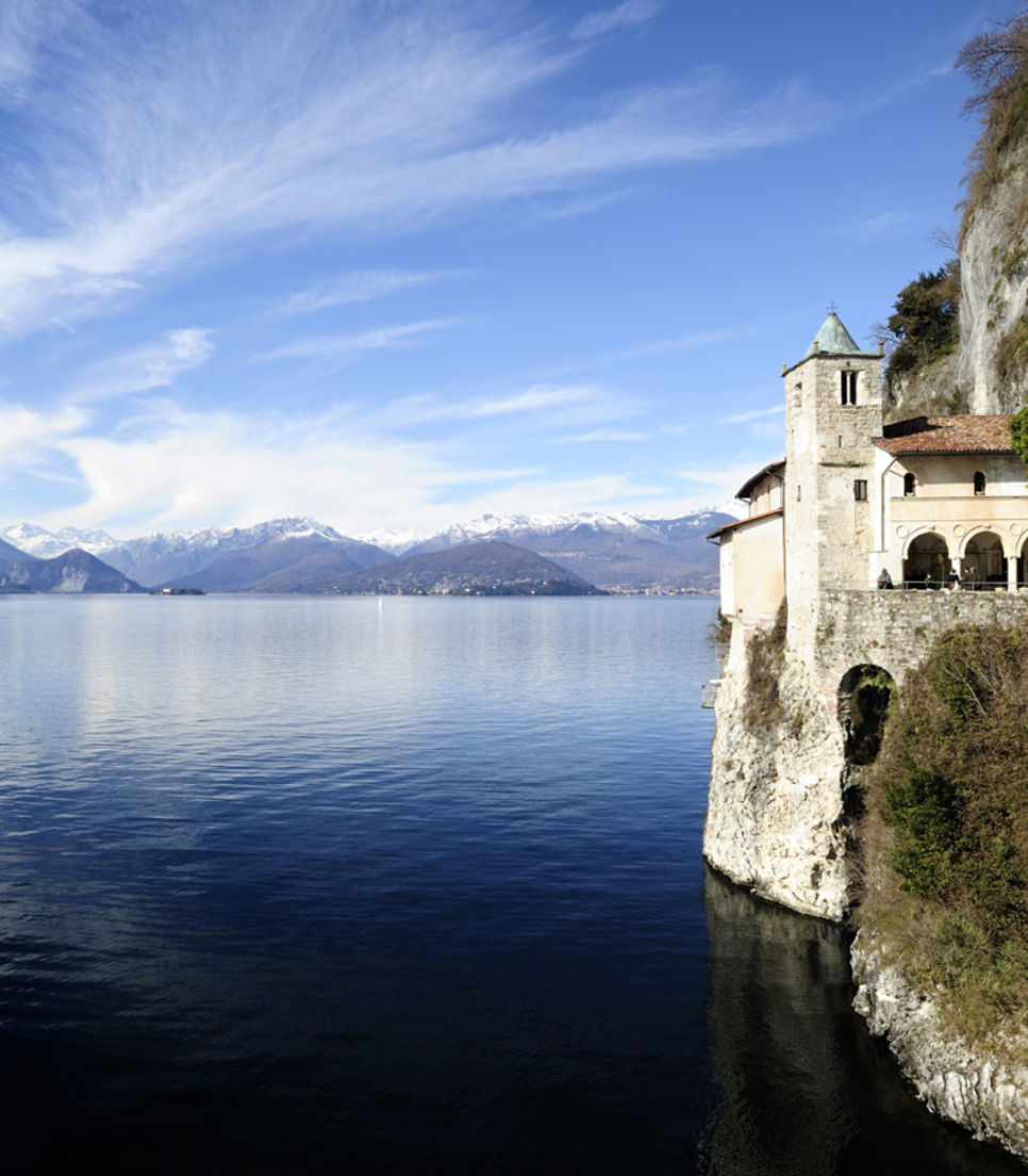 Have your fill of gorgeous lakeside views, impressive mansions and charming villages