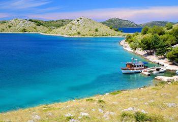 Tour de Islands of Croatia Cycling Boat Tour