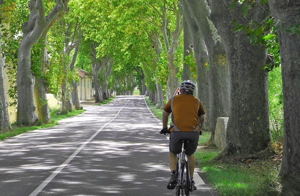 Cycling France Tour of the Canal du Midi