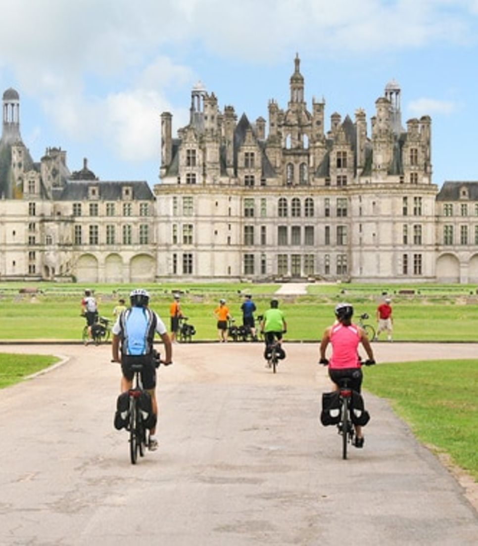 Enjoy exploring the majestic chateaux during the tour