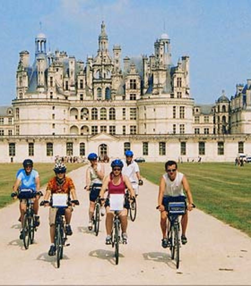 Discover the charming chateaux of the Loire Valley