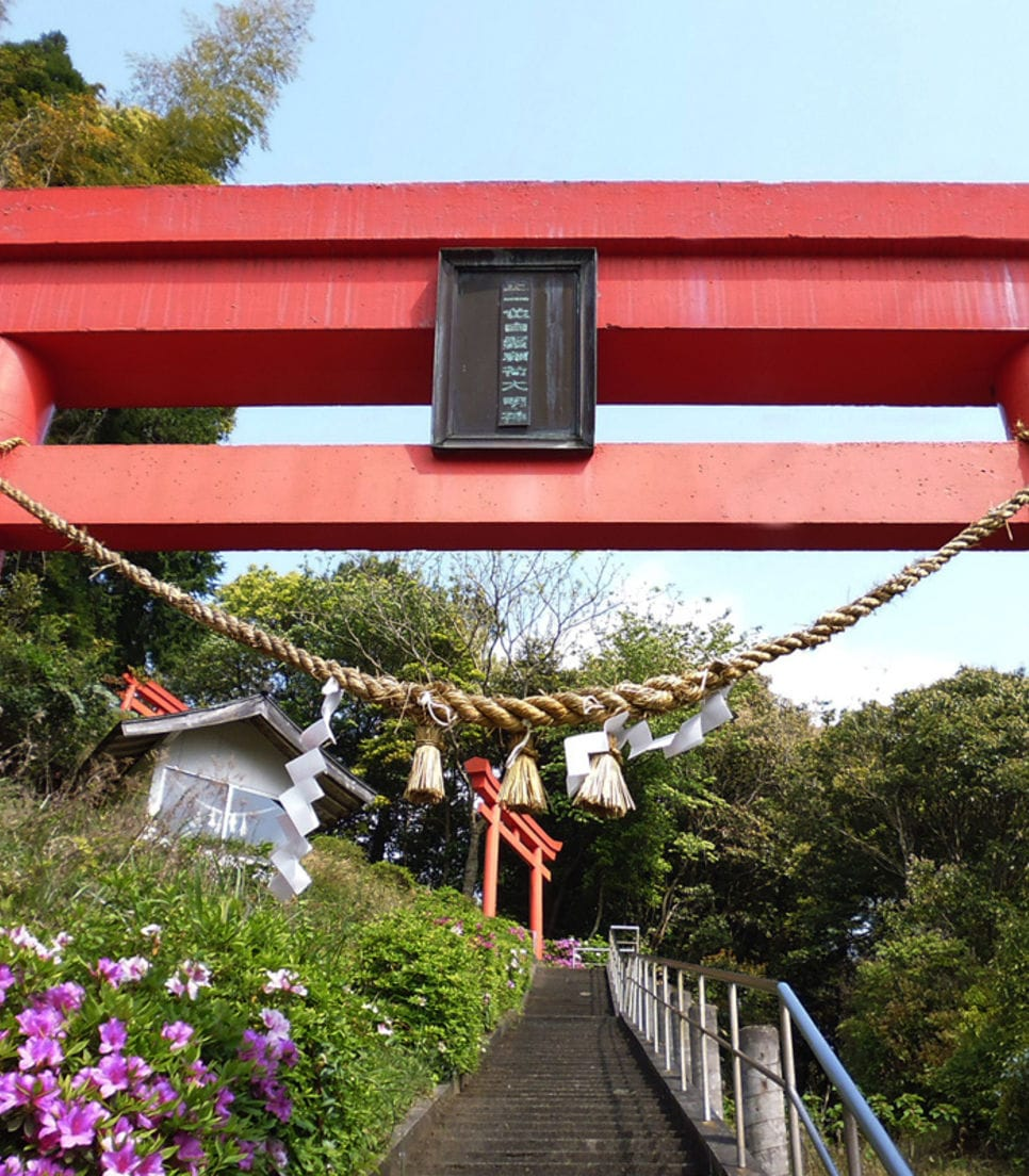 Visit shrines and temples that have been around for thousands of years