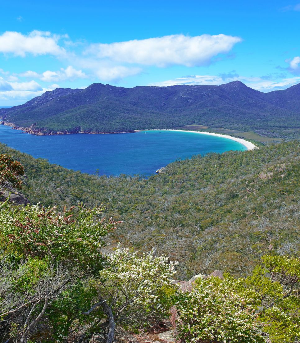 Make time to visit Wineglass Bay on day 4