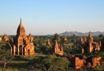 Myanmar Heritage by Bicycle