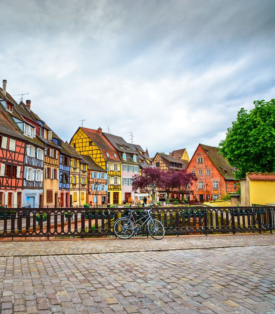 You will stay two nights in the lovely town of Colmar
