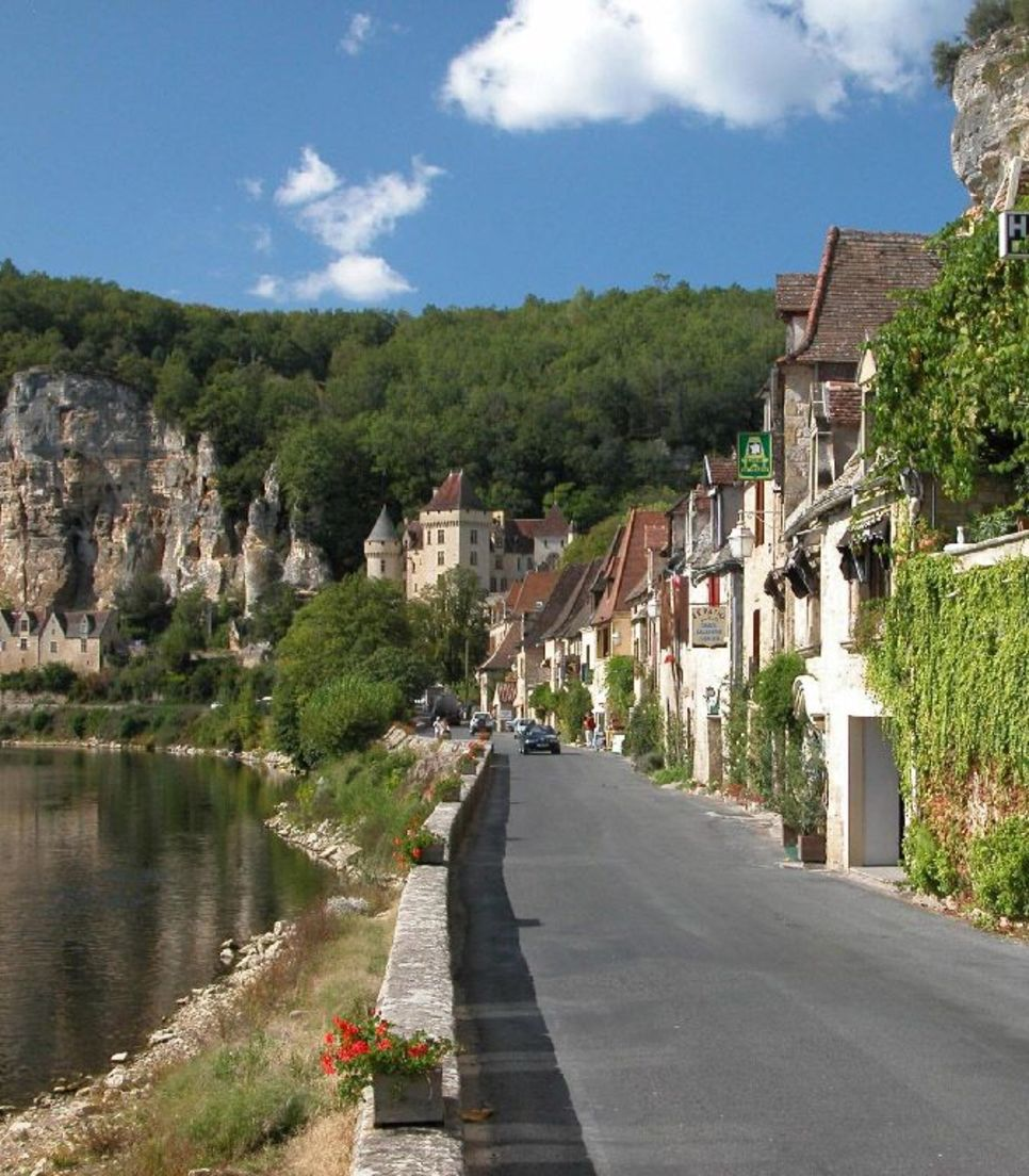 Cycle through delightful villages and rural scapes unique to this part of France