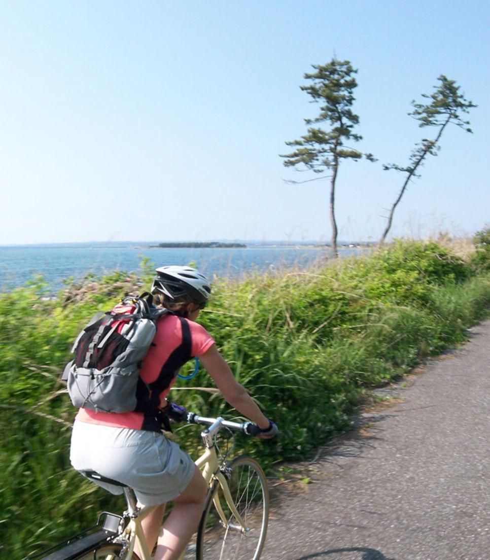 Cycle around the Noto Peninsula