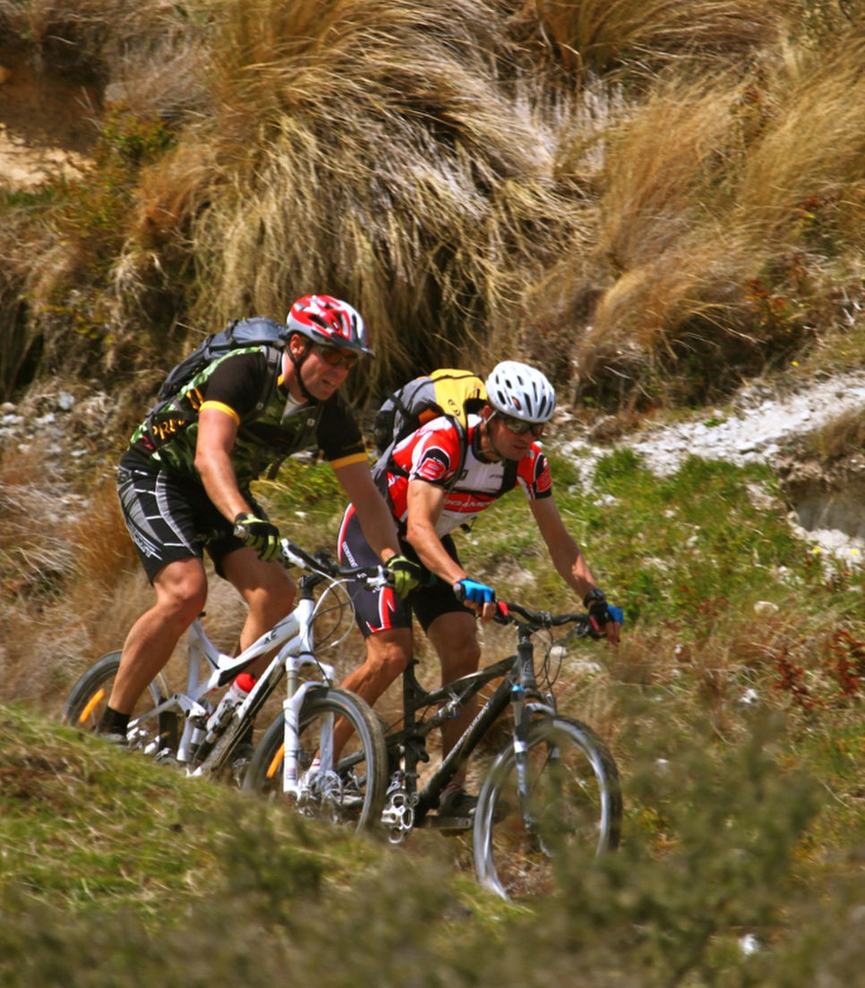 Experience some epic riding on a variety of terrain