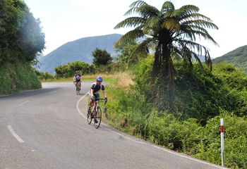 West Coast Road Cycling Experience