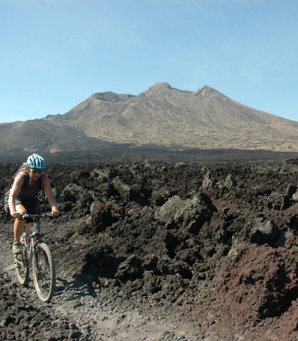 Master your mountain biking skills on various terrains