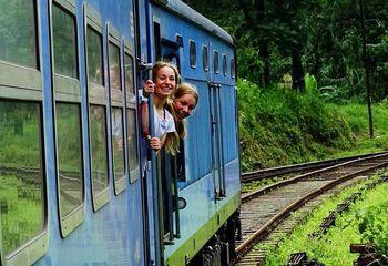 Family Cycling Adventure in Sri Lanka