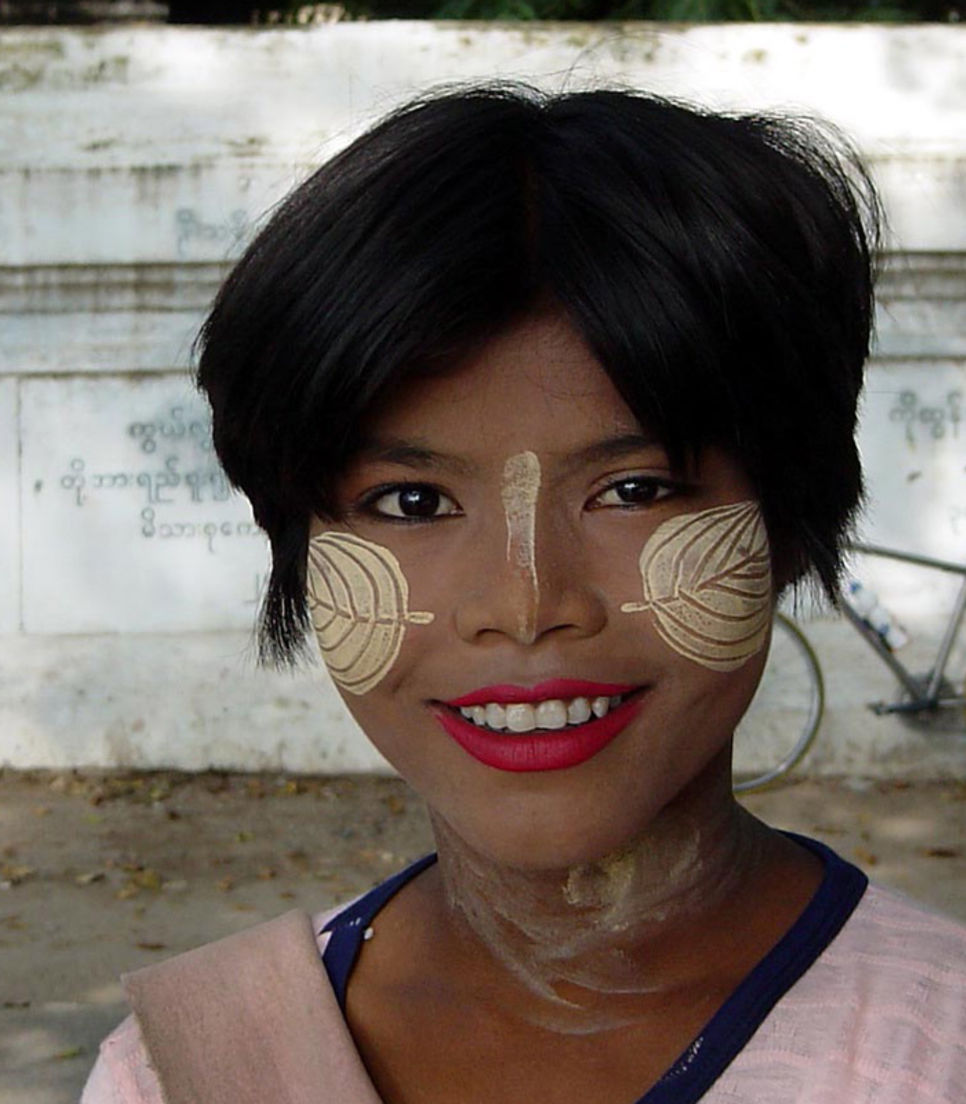 Learn this beauty secret which is used as a cosmetic and sunscreen by local women