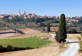 Discover Tuscany Bike Tour - On Demand