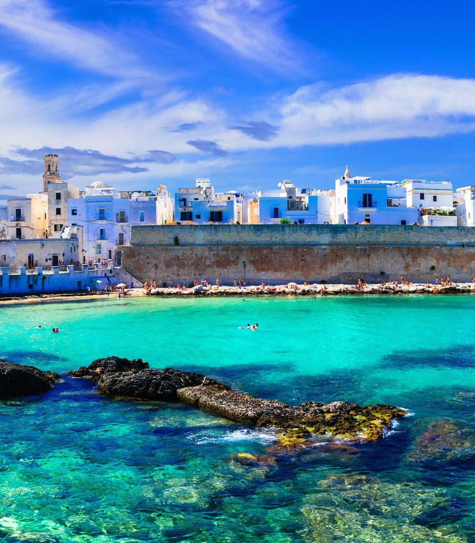 Spend some time in Monopoli and its surrounds, discovering the delights of the Puglia region