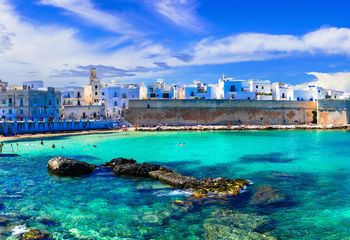 Discover Puglia Cycle Tour - On Demand