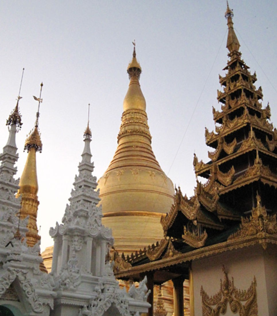 Get an understanding of Myanmar's spirituality as you visit temples, stupas and pagodas