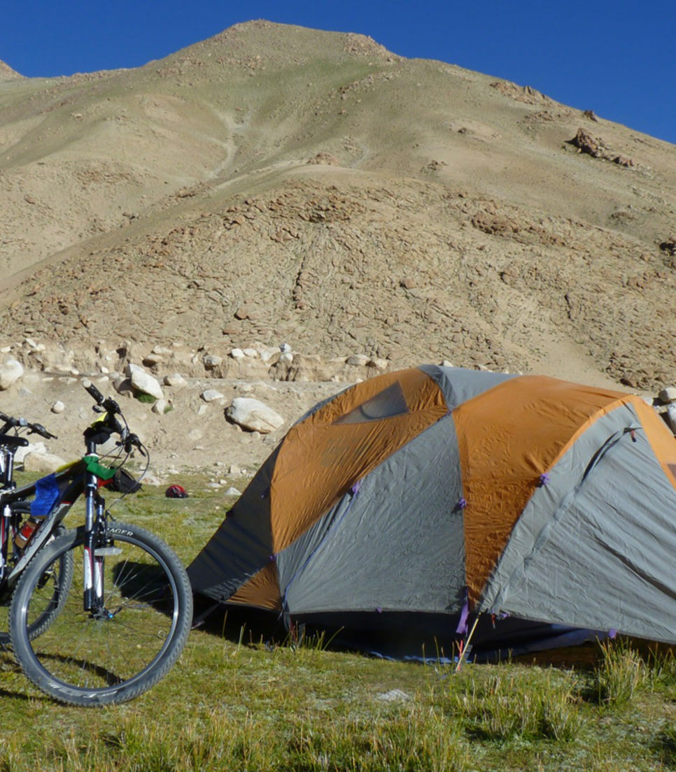 Camp in far flung destinations and be nearer to the less frequented trails