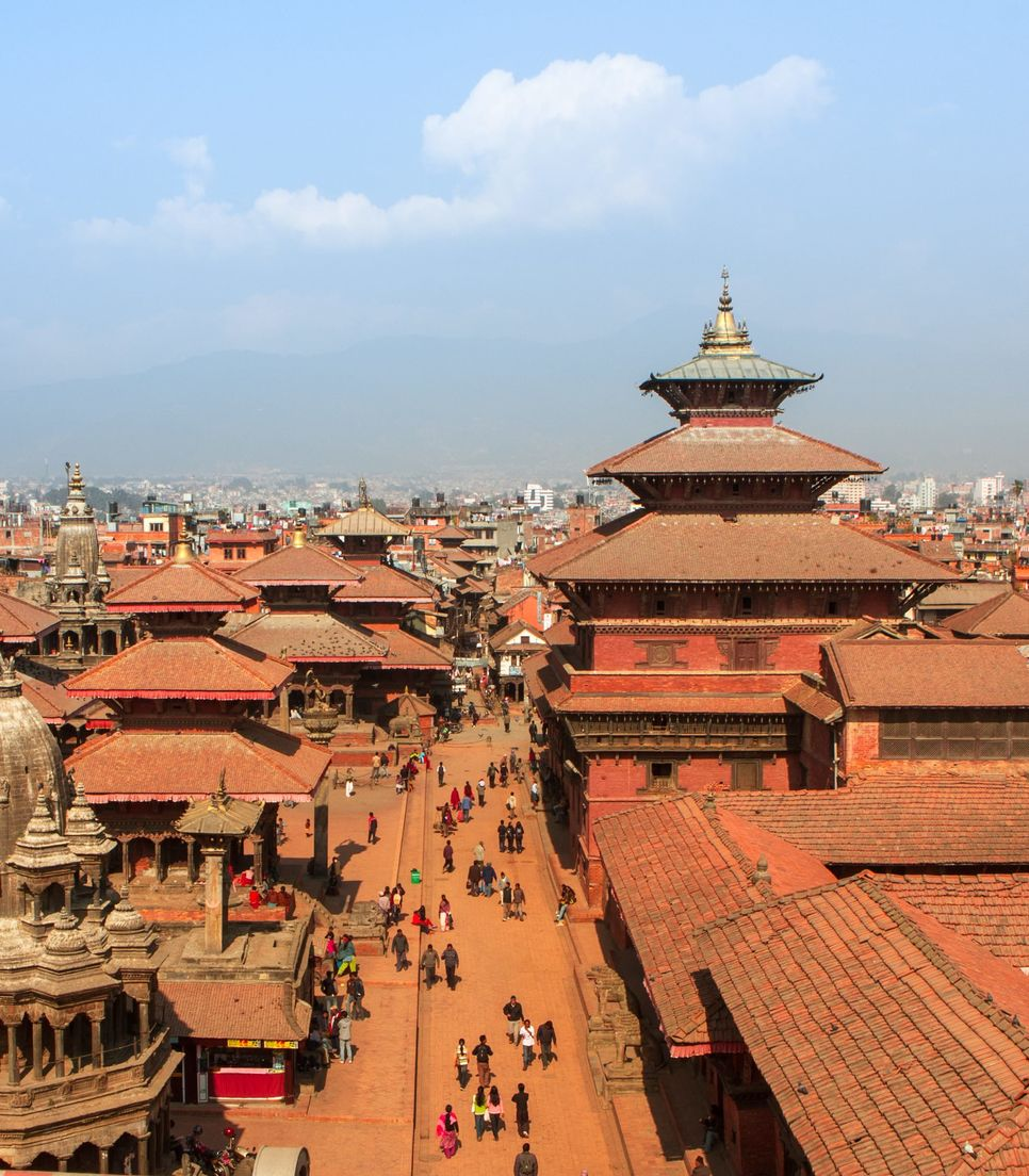 Start and end your journey in beautiful Kathmandu