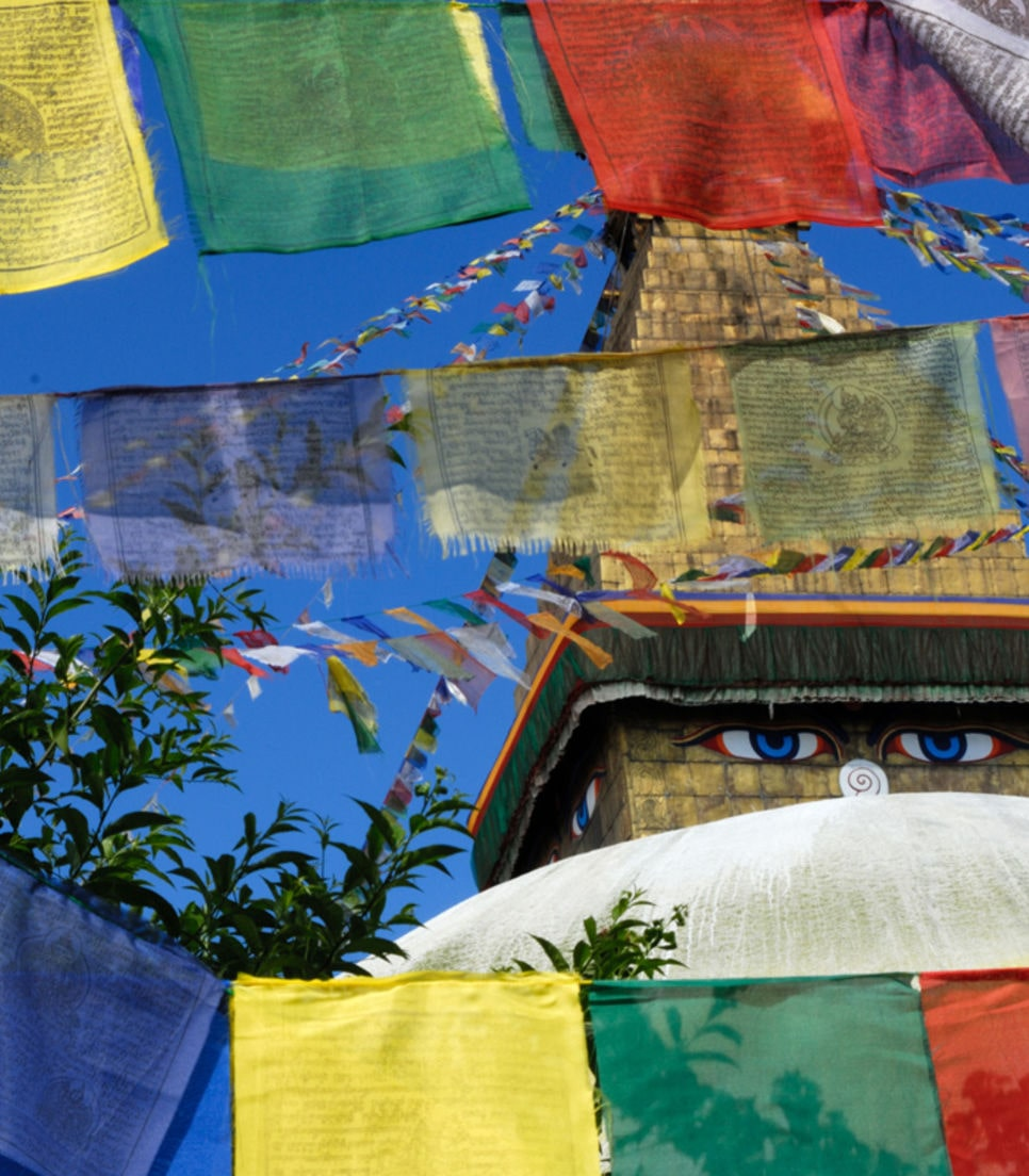 Immerse yourself in Nepal's colorful culture
