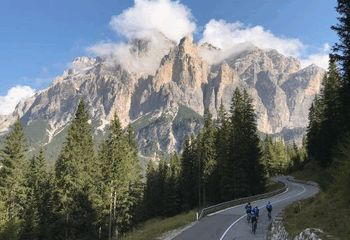 Biking in Italy: Dolomites Tour