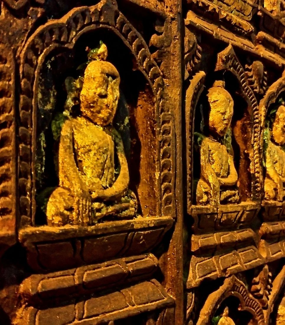 Get an insight into how the Burmese people practice Buddhism.