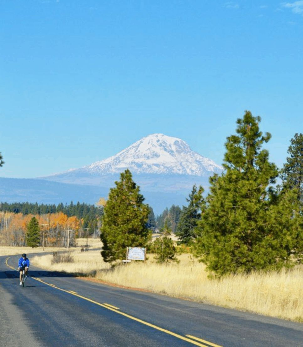 Enjoy the stunning scenery of the Pacific Northwest