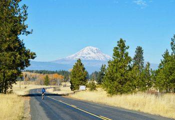 Oregon Bicycle Tour: Columbia Gorge