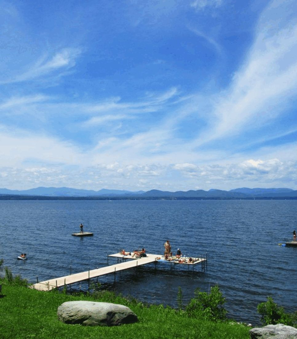 Enjoy all the lakeside activities during the tour